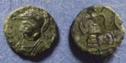 Ancient Coins - Roman - Barbarous imitation,  Circa 340, AE3/4