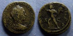 Ancient Coins - Roman Empire, Elagabalus 218-222, Sestertius