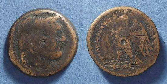 Ancient Coins - Egypt, Ptolemy II 285-246, AE 25