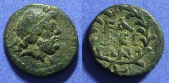Ancient Coins - Olympia Elis Circa 150 BC Tetrachalkon