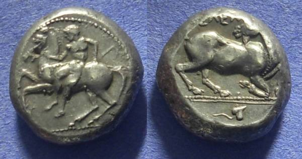 Ancient Coins - Kelenderis, Cilicia 425-400 BC, Stater