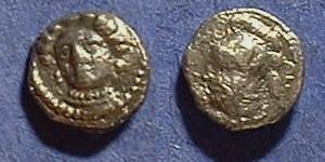 Ancient Coins - Tarsos Cilicia Obol circa 375 BC  Datames