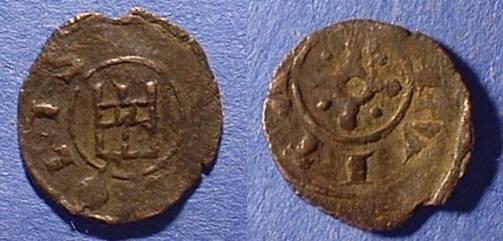 Ancient Coins - Crusader: Tripoli Bohemond V 1233-51,AE Pougeoise