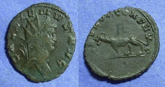 Ancient Coins - Gallienus 253-268 AD Antoninianus