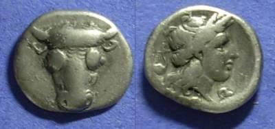 Ancient Coins - Phokis - Hemidrachm 357-346 BC 3rd Sacred War