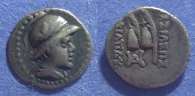 Ancient Coins - Bactria, Eukratides I 171-145 BC, Obol