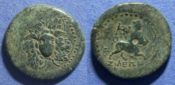 Ancient Coins - Cilicia, Soloi 100-30 BC, AE27