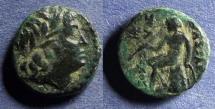 Ancient Coins - Seleucid Kingdom, Seleukos III 226-223 BC, AE14