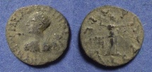 Ancient Coins - Bactrian Kingdom, Menander 165-130 BC, Fourree Drachm