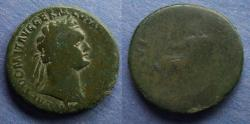Ancient Coins - Roman Empire, Domitian 81-96, Sestertius