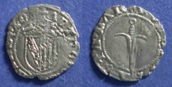 World Coins - Lorraine, Antoine le Bon 1508-1544, Sol de guerre