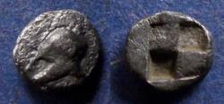 Ancient Coins - Ionia, Uncertain Circa 550 BC, Obol