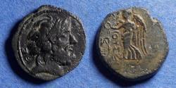 Ancient Coins - Cilicia, Elaioussa Sebaste Circa 75 BC, Bronze AE18