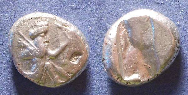 Ancient Coins - Achaemenid Kings,  Circa 485-420 BC, Siglos