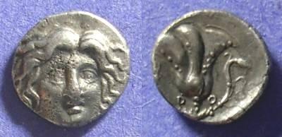 Ancient Coins - Rhodes Island off Caria 387-304 BC Drachm
