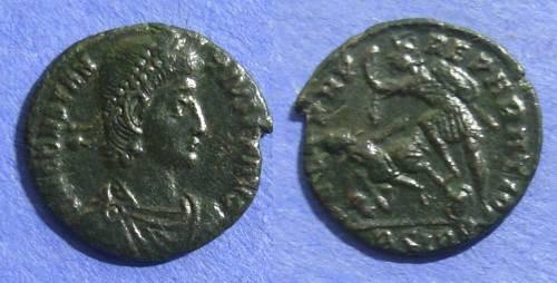 Ancient Coins - Roman Empire, Constantius II 337-361, AE3