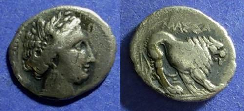 Ancient Coins - Gaul, Massalia Circa 150 BC, Drachm