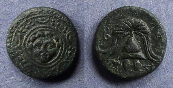 Ancient Coins - Macedonian Kingdom, Philip III 323-317 BC, AE16