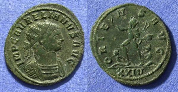 Ancient Coins - Aurelian 270-5 Antoninianus
