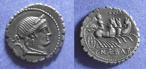 Ancient Coins - Roman Republic, C Naevius Balbus 79 BC, Denarius