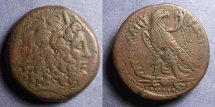Ancient Coins - Egypt, Ptolemy IV 221-205 BC, AE38