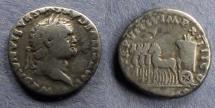 Ancient Coins - Roman Empire, Titus 79-81, Denarius