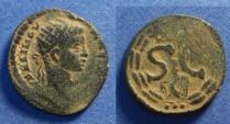 Ancient Coins - Roman Antioch, Elagabalus 218-222, AE21