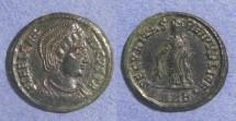 Ancient Coins - Roman Empire, Helen Struck 326, AE 3