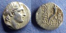 Ancient Coins - Seleucid Kingdom, Demetrios 162-150 BC, Drachm