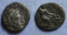 Ancient Coins - Phalanna, Thessaly 350-300 BC, AE14