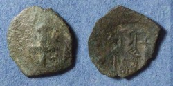 Ancient Coins - Latin Empire of Constantinople,  1204-1261, Trachy