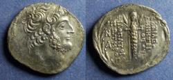 Ancient Coins - Seleucid Kingdom, Demetrios III 97-88 BC, Tetradrachm