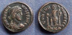 Ancient Coins - Roman Empire, Gratian 367-383, AE3
