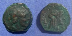 Ancient Coins - Egypt, Ptolemy III 246-221 BC, AE16