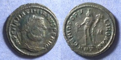 Ancient Coins - Roman Empire, Maximianus 286-306, Follis