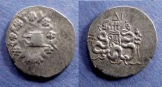 Ancient Coins - Mysia, Pergamon 85-76 BC, Cistophoric Tetradrachm