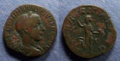 Ancient Coins - Roman Empire, Gordian III 238-44, Sestertius