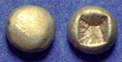 Ancient Coins - Ionia, Uncertain city 650-600 BC, 1/12 Stater