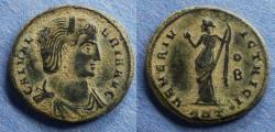 Ancient Coins - Roman Empire, Galeria Valeria 308-311, Follis