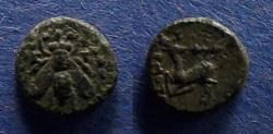 Ancient Coins - Ionia, Ephesos Circa 200 BC, AE9.5