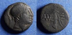 Ancient Coins - Pontos, Amisos 85-65 BC, Bronze AE18
