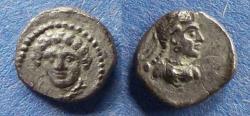 Ancient Coins - Cilicia, Nagidos Circa 360 BC, Obol