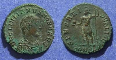 Ancient Coins - Roman Empire, Julian II (as Caesar) 355-361, AE3/4