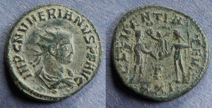 Ancient Coins - Roman Empire, Numerian 283-4, Antoninianus