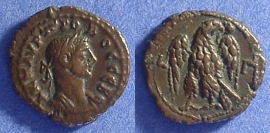 Ancient Coins - Roman Egypt - Probus 276-282 - Potin Tetradrachm