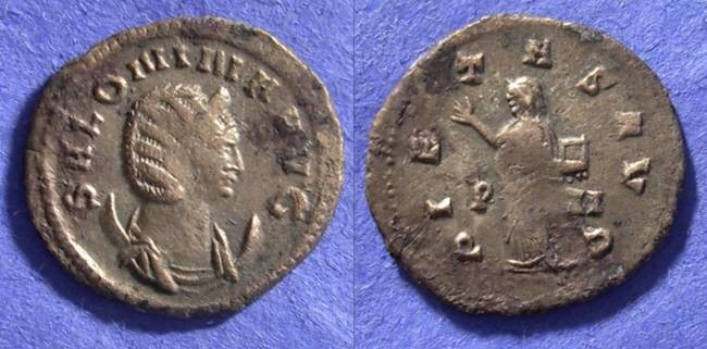 Ancient Coins - Salonina (Wife of Gallienus) 253-268AD Antoninianus