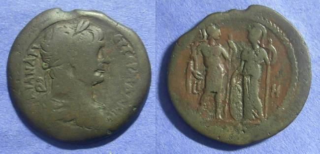 Ancient Coins - Roman Egypt – Trajan 98-117 Drachm
