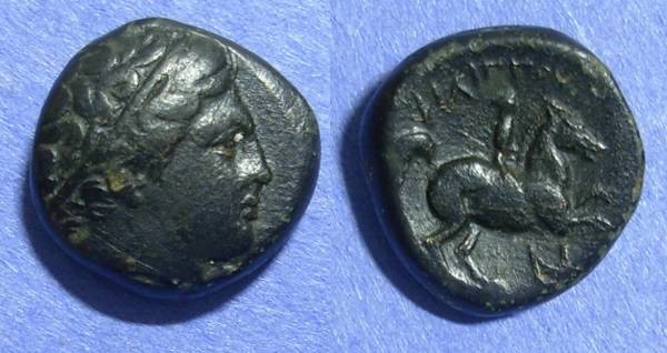 Ancient Coins - Macedonian Kingdom, Philip II 359-336 BC, Unit