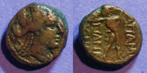 Ancient Coins - Apameia Phyrigia - AE15 - 133-48BC