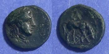 Ancient Coins - Alexander Troas,  Circa 275 BC, AE10